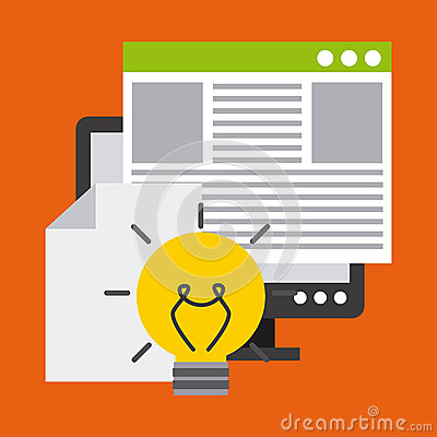 Software development stock vector image 59100532 Vector image software