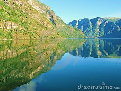 Sognefjord Reflections