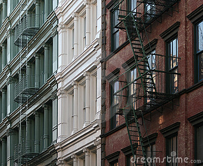 Soho Buildings