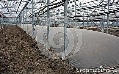 Soil steaming