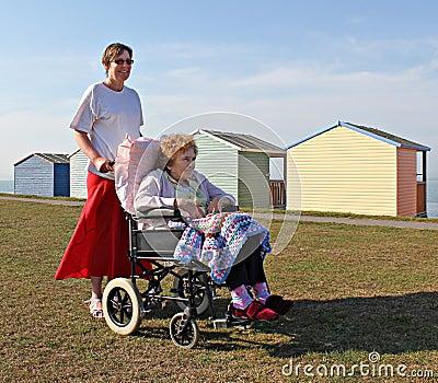 Soin d invalidité