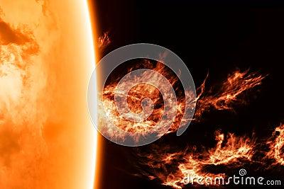 Sol- aktivitet