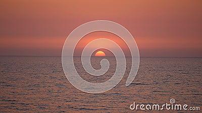 Sol vermelho no mar filme