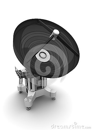 Solar Antenna