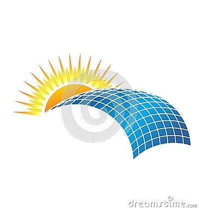 Solar Business Logo