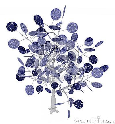 Solar Cell Tree