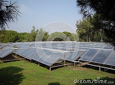 Solar collector