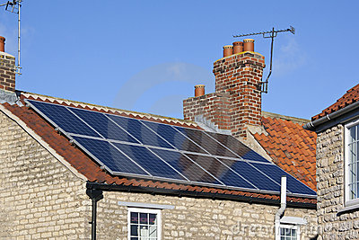 Solar Energy - Domestic Heating