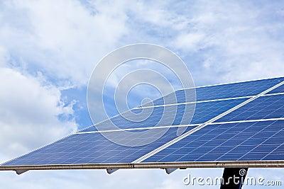 Solar energy panel.