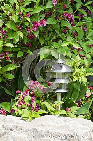 Solar Garden Lamp #2