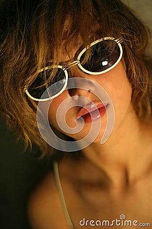 Free Solar Glasses Stock Photo - 2806590