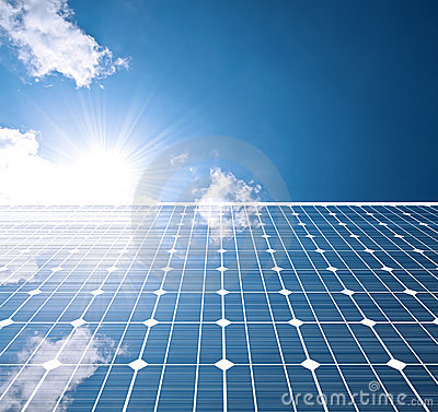 Free Solar Panel Stock Images - 10568584