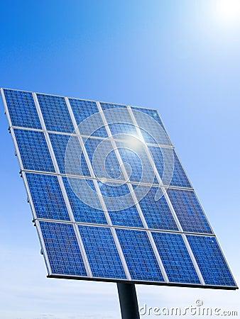 Free Solar Panel Royalty Free Stock Photos - 18668718