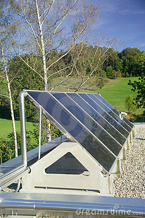 Free Solar Panel Royalty Free Stock Images - 3425079