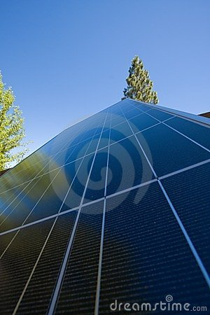 Free Solar Panel Royalty Free Stock Photo - 5994865