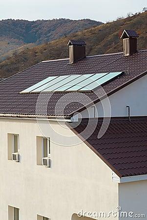Solar panel (geliosystem)