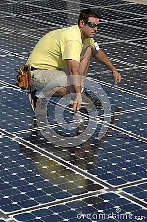 Solar Panel Install 2