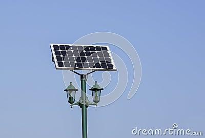 Solar panel - RAW format