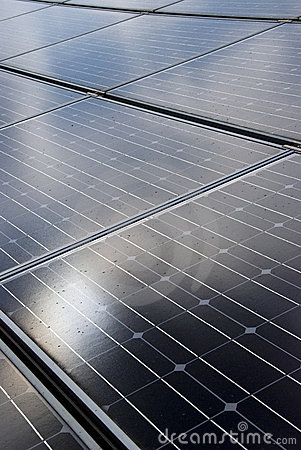 Free Solar Panels Royalty Free Stock Photography - 6028087