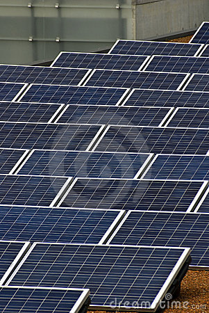 Free Solar Panels Stock Photos - 9251893