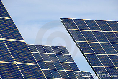 Solar panels alternative energy
