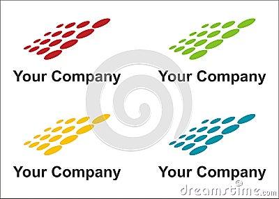 Solar panels logo