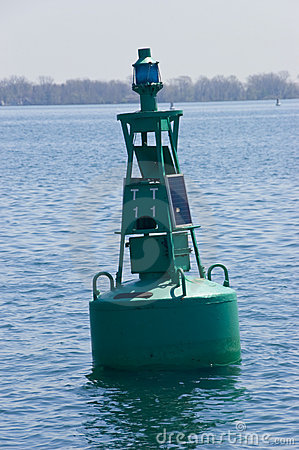 Solar Pawered Buoy