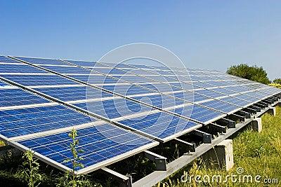Solar power of china