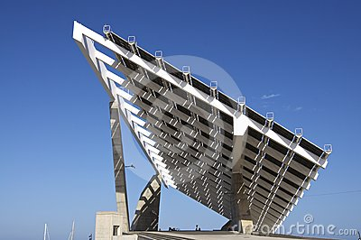 Solar Power at Port Forum Barcelona