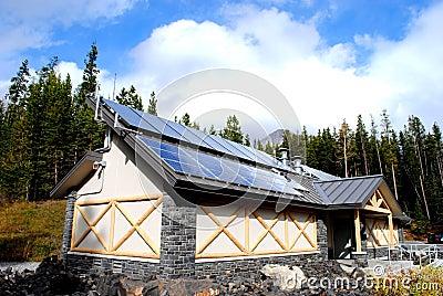 Solar Powered Building