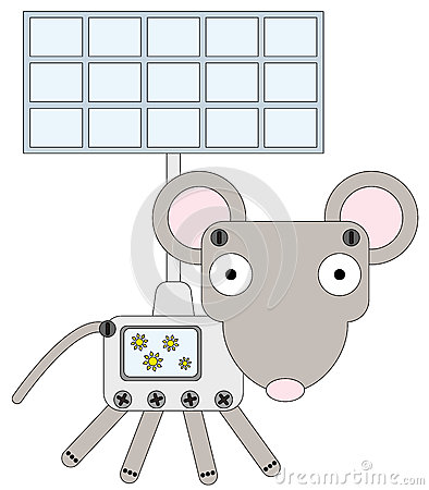 Solar rat