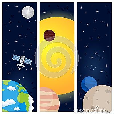 vertical solar system - photo #13