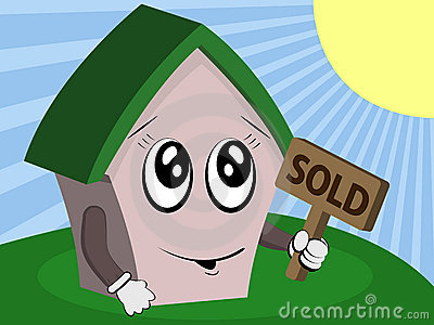 Sold happy house