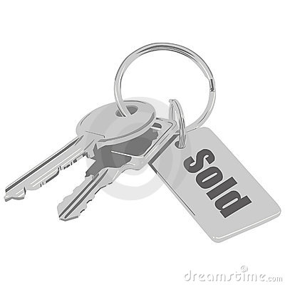 Sold keys.