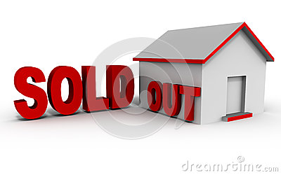 Sold out property