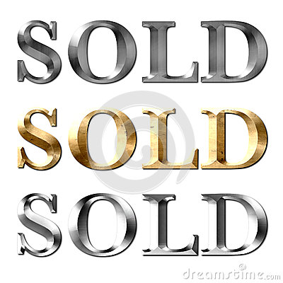 Sold text for Realtor