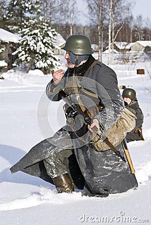 Soldado finlandês 1939-1940