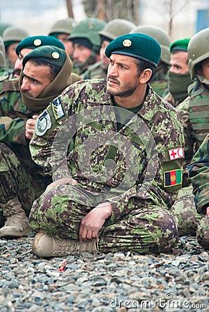 Soldados Foto de archivo editorial