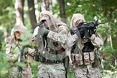 Fuerzas Especiales- Part 1