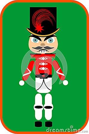 Soldat de casse-noix