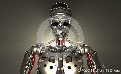 Soldat de robot