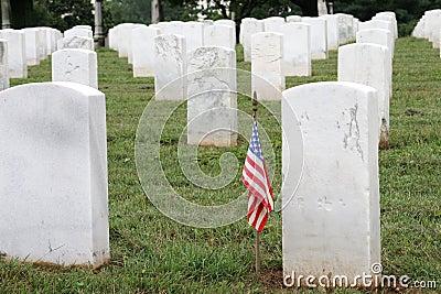 Soldats graves