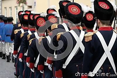 Soldats historiques