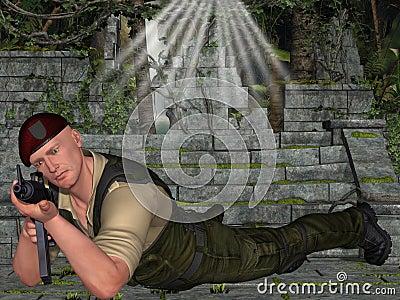 Soldatvapen