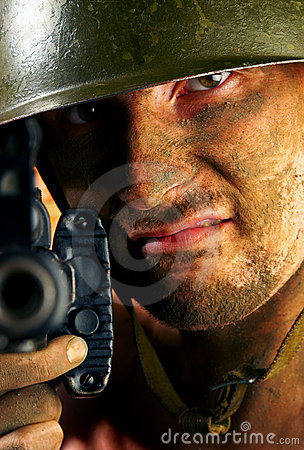 Free Soldier Royalty Free Stock Photo - 1275875