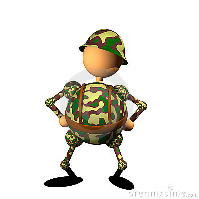 free soldier clipart. SOLDIER CLIPART (click image