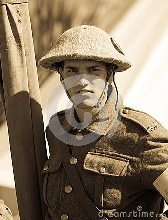 Soldier of the Great War