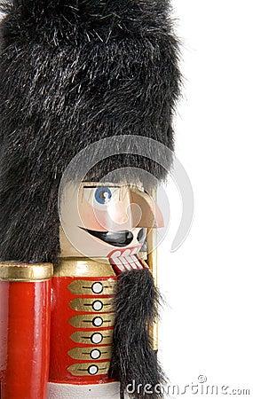 Soldier nutcracker