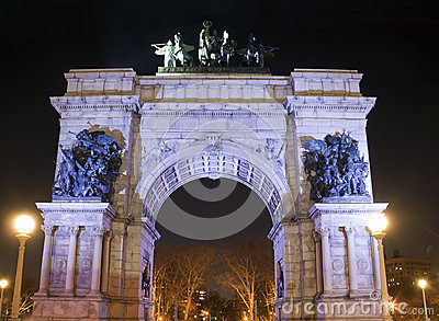 Soldiers and Sailors Arch Grand Army Plaza