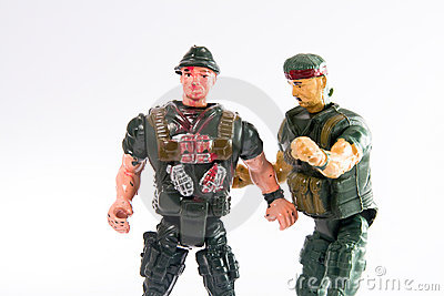 Soldiers toy